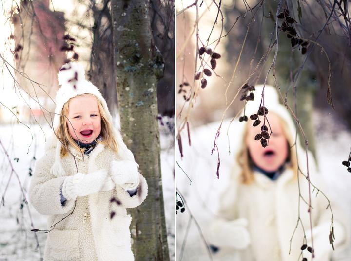 Fotografering barnporträtt i Örebro