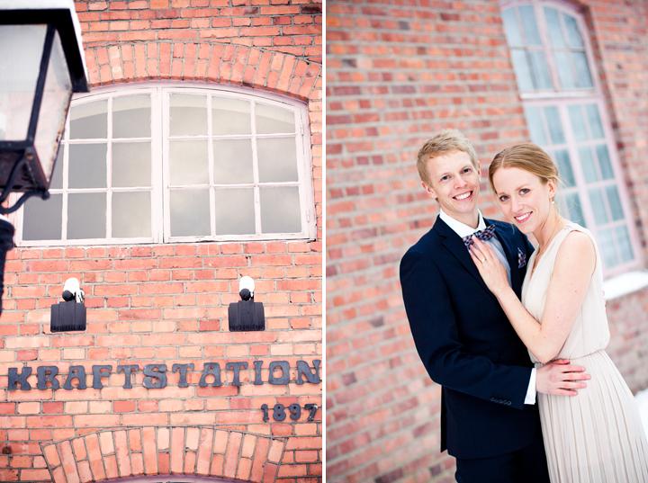 Bröllopsfotografering i Örebro