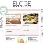 Webbdesign i Wordpress för tidning