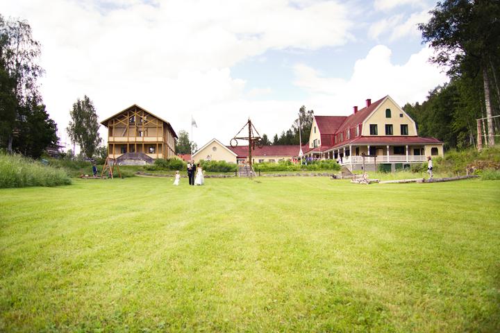 Bröllop i Loka Brunn