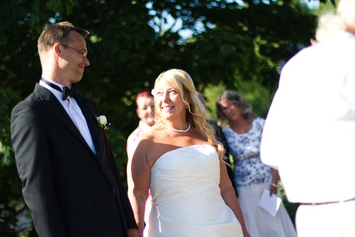 Bröllopsfotograf Bastedalen Vättern