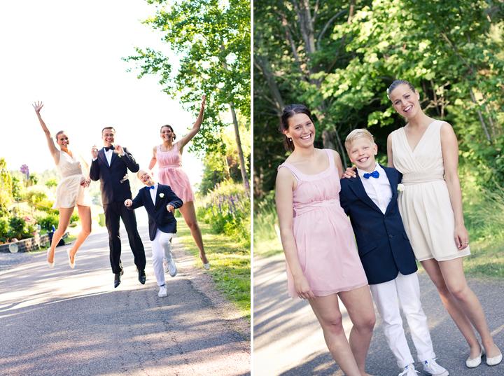 Bröllopsfotograf Bastedalen