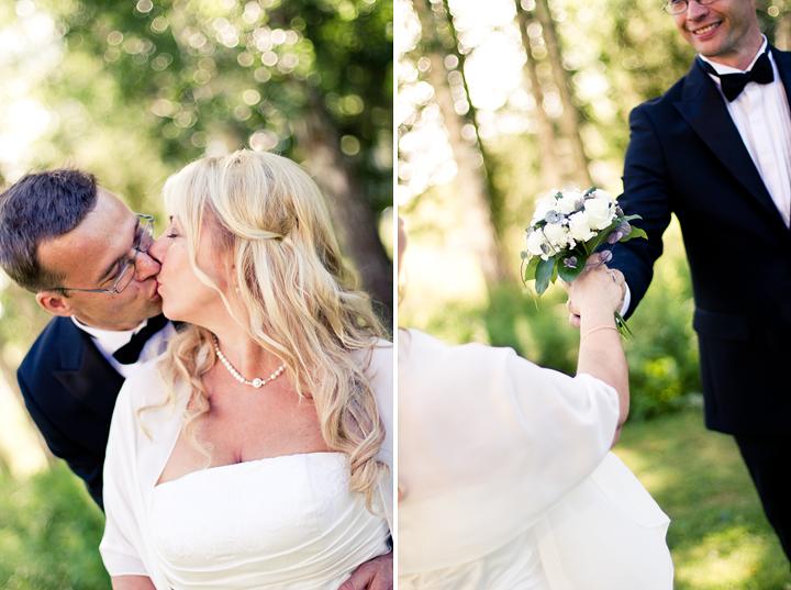 Bröllopsfotograf Örebro Vättern