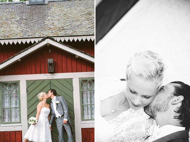 Bröllop fotografering i Grythyttan