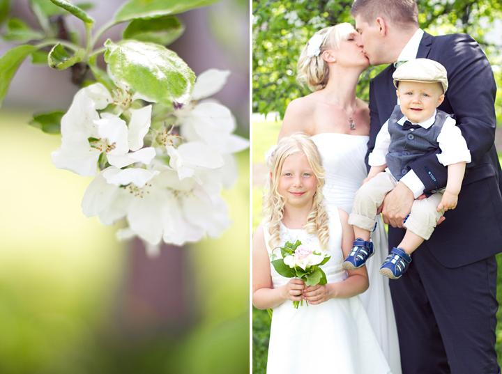 Bröllopsfotograf Nora Örebro län