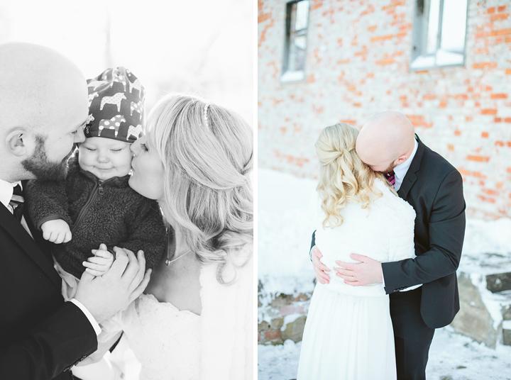 Bröllopsfotograf Vinter