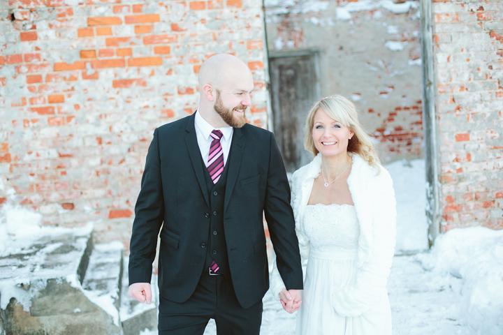 Vinterbröllop Örebro